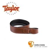 美國 Taylor 64003 真皮吉他背帶【木吉他/電吉他/電貝斯適用】