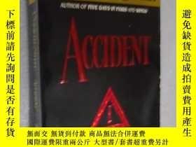 二手書博民逛書店Accident罕見by Danielle Steel 英文原版