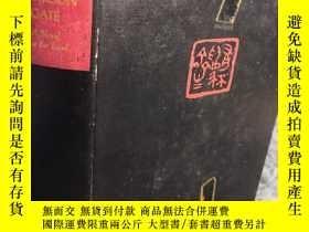 二手書博民逛書店1953年英文版林語堂作品:《朱門》The罕見Vermilion
