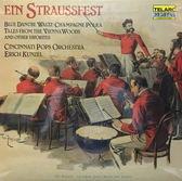 【停看聽音響唱片】【黑膠LP】Ein Straussfest 史特勞斯音樂慶典