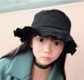 好康鉅惠兒童春秋新款漁夫帽可愛寶寶防曬遮陽帽