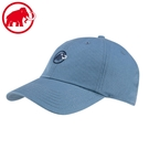 【MAMMUT 瑞士 Baseball Cap棒球帽《蒼藍》】1191-00051/休閒帽/登山/露營