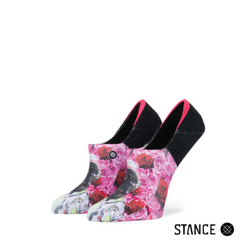 【STANCE】CALL ME LATER-女襪-隱形襪-N. Apocalypse聯名款(W115A18CAL BLK)