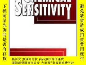 二手書博民逛書店Chemical罕見Sensitivity: Tools, Diagnosis and Method of Tre