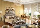 【大熊傢俱】RE810 新古典床  歐式 皮床  雙人床台 新古典   雙人床 歐式古典 床架 五尺床 六尺床