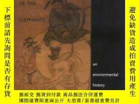 二手書博民逛書店The罕見Retreat Of The ElephantsY256260 Mark Elvin Yale Un