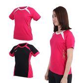 ASICS 女排球練習短袖T恤(免運 羽毛球 健身 休閒 亞瑟士≡體院≡