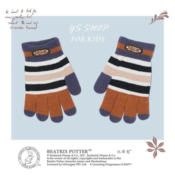 比得兔/彼得兔 兒童針織保暖手套 GL4212(1雙)【YS SHOP】