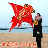 金魚風箏微風平穩好飛大型金魚風箏