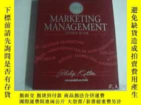 二手書博民逛書店MARKETING罕見MANAGEMENT 509 Y13836