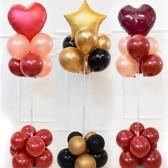 裝飾生日氣球支架 路引立柱地飄 開業活動婚禮場景布置【聚寶屋】