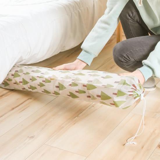 米菈生活館?【J188】抽繩涼蓆收納袋(大號) 涼蓆罩 草蓆 電熱毯 地墊 收納 防塵袋 整理袋