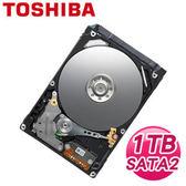 [富廉網] TOSHIBA 東芝 MQ01ABD100 1TB 2.5吋 5400轉 9.5mm SATAII內接硬碟