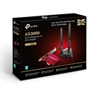 全新 TP-LINK AX3000 Wi-Fi 6 藍牙 5.0 PCIe 無線網路卡 ( Archer TX3000E )