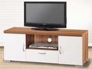 【森可家居】美斯特鏡面電視櫃(11072) MIT台灣製 DIY組裝型 日式 無印北歐風 長櫃