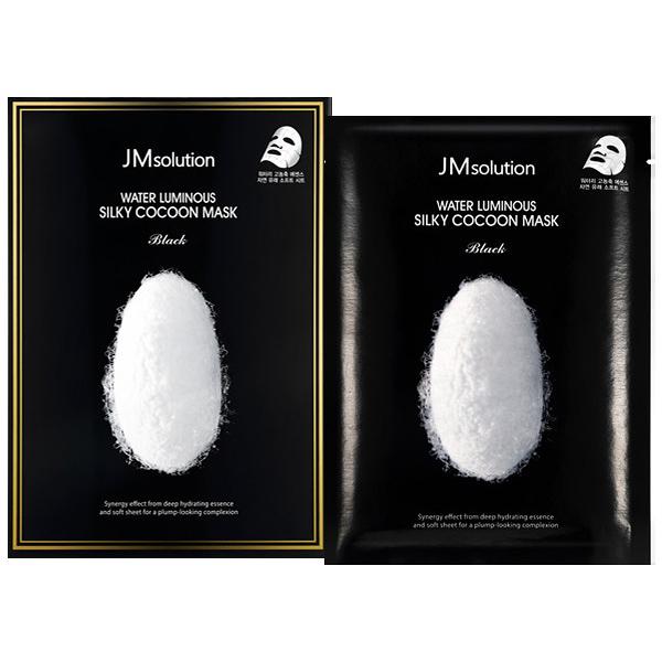 韓國 JMsolution 水光絲滑白蠶絲面膜(10片入)【小三美日】