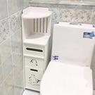 浴室收納架 衛生間置物架廁所收納架落地免...