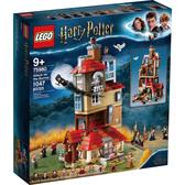 樂高積木Lego 75980 Attack on the Burrow