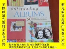 二手書博民逛書店outstanding罕見albums: 50 unique w