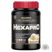 【加拿大ALLMAX】奧美仕HEXAPRO六重乳清蛋白香草口味飲品1瓶 (3磅)