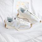 IMPACT New Balance 327 米白色 日系 復古 慢跑鞋 大N WS327LA