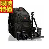 相機包-簡約多功能防水雙肩攝影包68ab37【時尚巴黎】