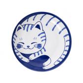 日本虎貓咪圓盤20cm