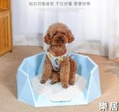 狗狗廁所 寵物小型犬泰迪金毛用品大號大型犬自動沖水狗狗尿盆便盆JY【快速出貨】
