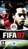 PSP FIFA Soccer 07 FIFA足球07(美版代購)