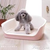 狗廁所小型犬拉屎拉尿尿神器室內抽屜式柯基泰迪自動狗狗便盆用品 范思蓮恩