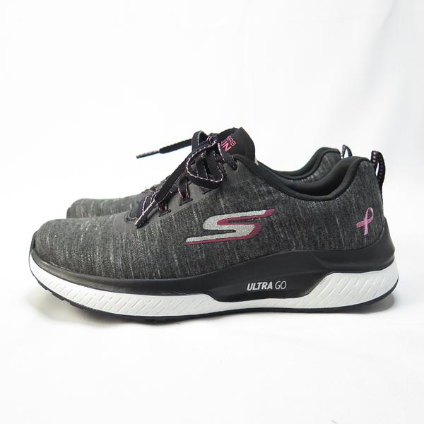 Skechers GO RUN STEADY-PERSEVERE休閒鞋 15048BKPK女款 黑【iSport愛運動】
