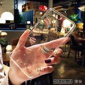 閃粉星空透明iPhonex手機殼