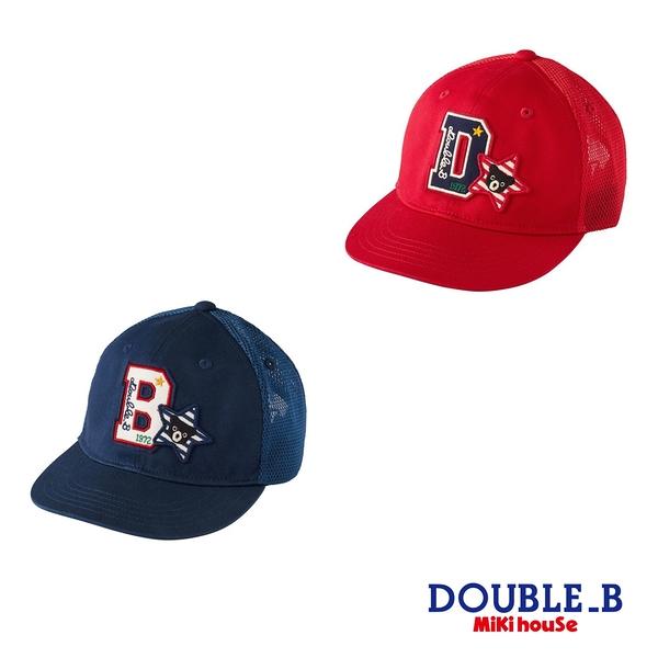 DOUBLE_B DB 英文字母五角星星棒球帽