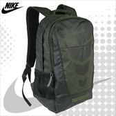 NIKE 後背包 MAX AIR  墨綠  氣墊後背包  電腦雙肩包  BA5107-300 MyBag得意時袋