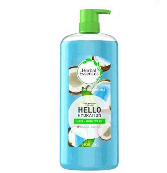 [COSCO代購] W128942 Herbal Essences 二合一洗髮沐浴乳 1.18公升