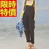吊帶褲-甜美經典耀眼女休閒長褲1色59g41【巴黎精品】