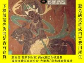 二手書博民逛書店【罕見】Cave Temples of Mogao: Art a