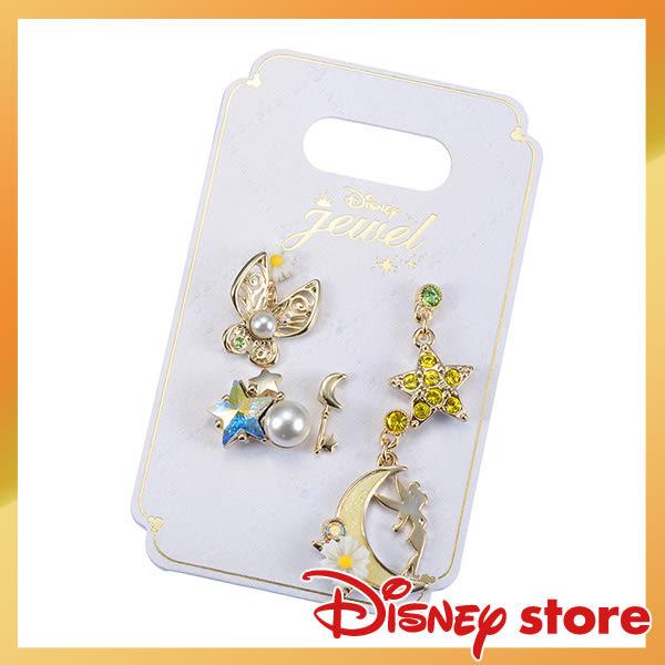 日本迪士尼小精靈耳飾耳環耳針款702019通販屋
