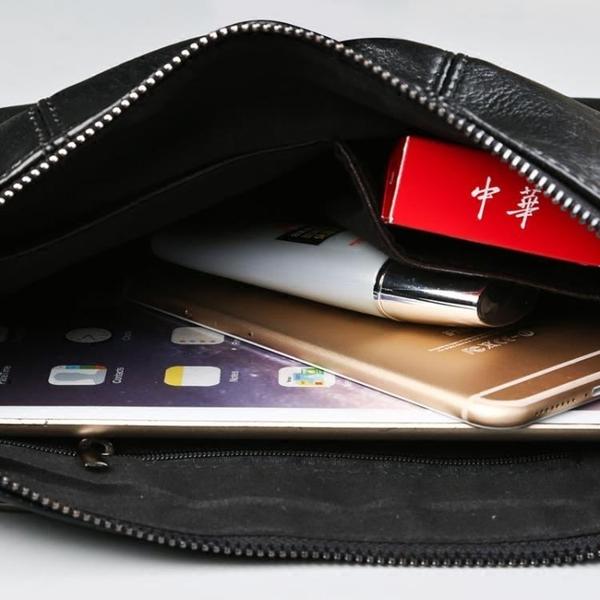 男手拿包  潮流街頭韓版男格子手拿包 文件包 時尚手包 商務休閒信封包新款