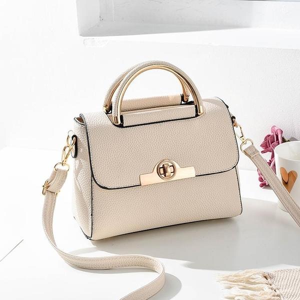小包包新款潮韓版女包時尚手提包簡約百搭ins單肩斜挎包2021-7Plus