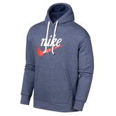 Nike AS M NSW HERITAGE HOODIE [BV2934-410] 男 運動 連帽 長袖 上衣 黑