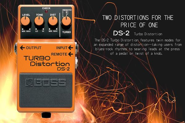 小叮噹的店 - 效果器 BOSS DS-2 兩種Distortion 強力破音電吉他單顆