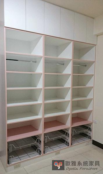 【歐雅系統家具】 多功能開放式收納櫃/ 櫥櫃