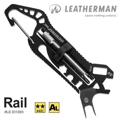 Leatherman Rail 口袋工具#831805【AH13110】JC雜貨