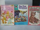 【書寶二手書T1/語言學習_NCY】Jingle Bear_The First Christmas等_共3本合售
