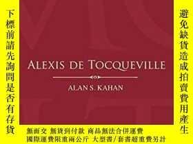 二手書博民逛書店Alexis罕見De Tocqueville (major Conservative And Libertaria