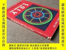 二手書博民逛書店The罕見biology of AIDS   艾滋病生物學特性