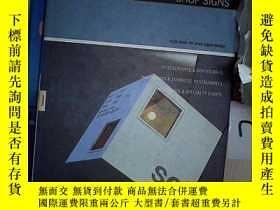 二手書博民逛書店SHOP罕見SIGNS 商店標誌(64)Y203004