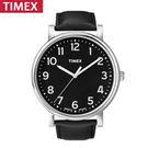 TIMEX手錶 E1030,黑色