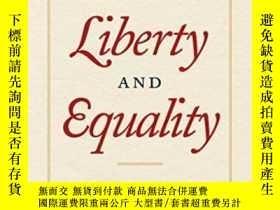 二手書博民逛書店A罕見Historical Sketch Of Liberty And EqualityY364682 F.w